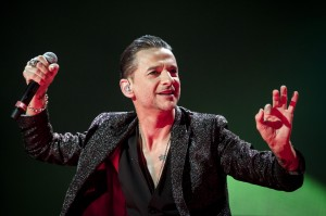 A Depeche Mode koncertje