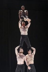 Az ausztrál C!RCA cirkuszi társulat a Trafóban
