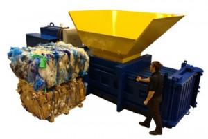 Ipari hulladék feldolgozó gépek
