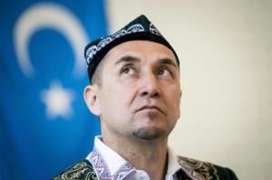 Az Ujgur Világkongresszus európai elnökének sajtótájékozt